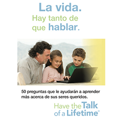 Spanish: Have the Talk of a Lifetime Conversation Cards (Deck)