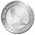 Pursuit of Excellence - Hall Lapel Pin