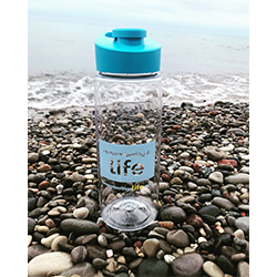 Remembering A Life Water Bottle